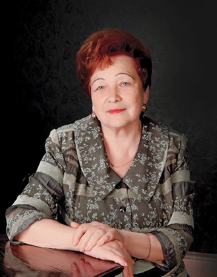 Христич Тамара Миколаївна