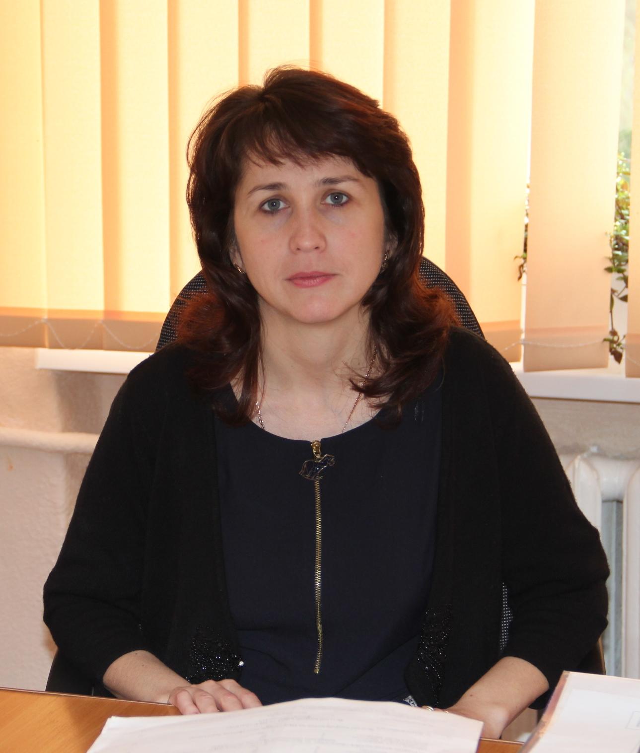 Мазур Наталія Анатоліївна
